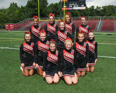 CHS Junior Varsity Cheer
