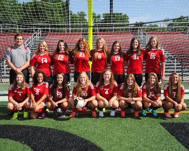 CHS Girls Varsity Soccer