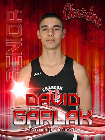 David Garlak CHS - Track