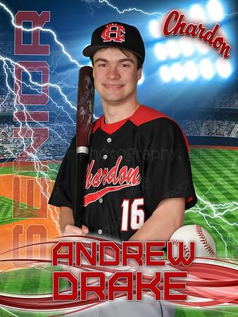 Andrew Drake CHS - Baseball