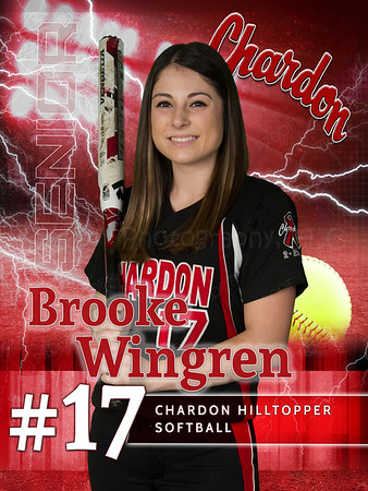 Brooke Wingren - CHS Softball