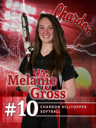Melanie Gross - CHS Softball
