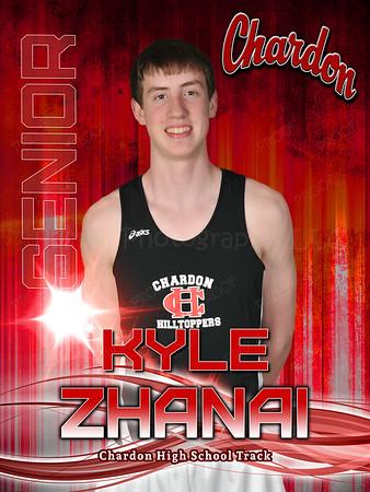 Kyle Zhanai CHS - Track