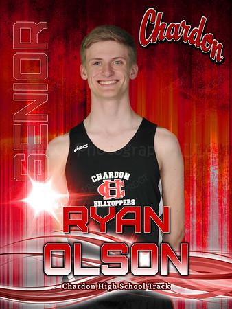 Ryan Olson CHS - Track