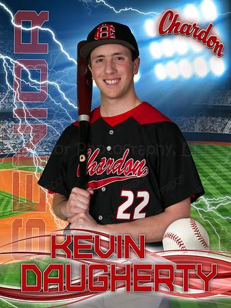 Kevin Daugherty CHS - Baseball