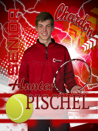Hunter Pischel - CHS Tennis