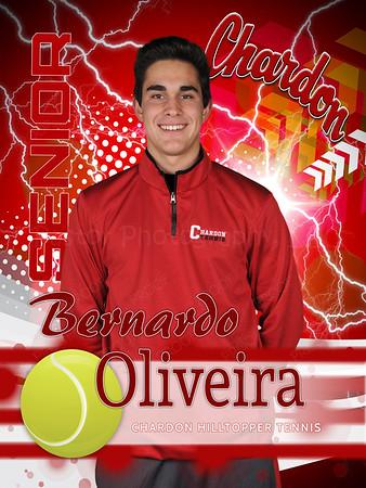 Bernardo Oliveira - CHS Tennis