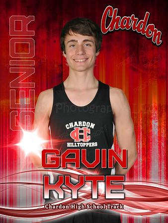 Gavin Kyte CHS - Track