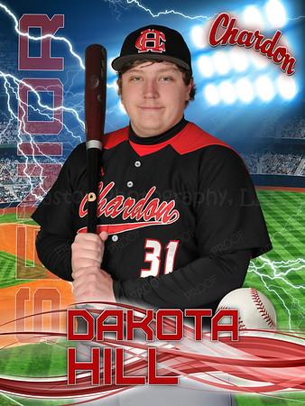 Dakota Hill CHS - Baseball
