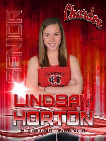 Lindsay Horton - CHS - Track