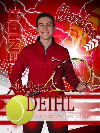 Andrew Deihl - CHS Tennis