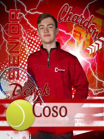 Derek Coso - CHS Tennis