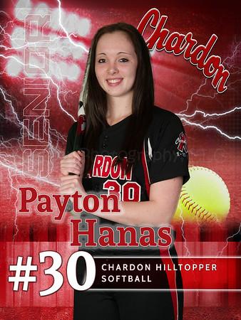 Payton Hanas - CHS Softball