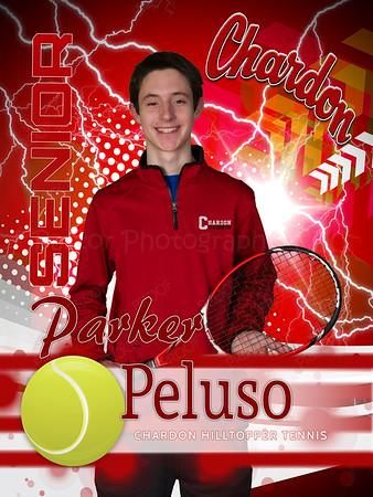 Parker Peluso - CHS Tennis