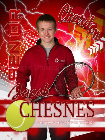 Jacob Chesnes - CHS Tennis