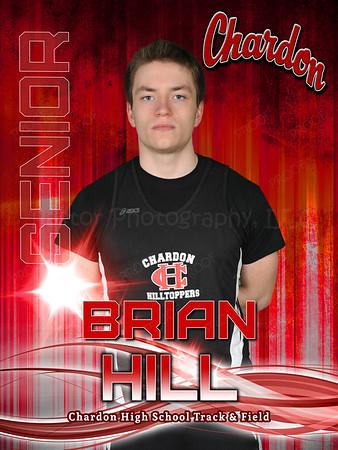 Brian Hill - CHS - Track