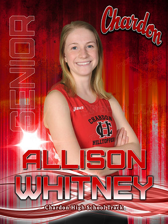 Allison Whitney CHS - Track