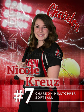 Nicole Kreuz - CHS Softball