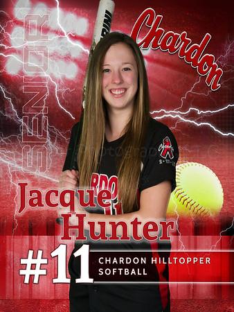 Jacque Hunter - CHS Softball