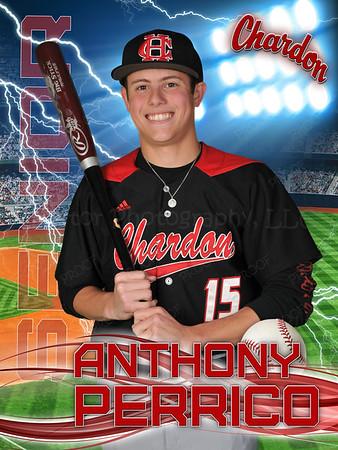 Anthony Perrico CHS - Baseball