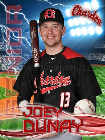 Joey Dunday CHS - Baseball