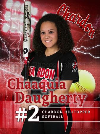Chaaquia Daugherty - CHS Softball