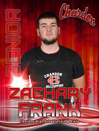 Zachary Frank - CHS - Track