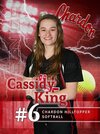 Cassidy King - CHS Softball