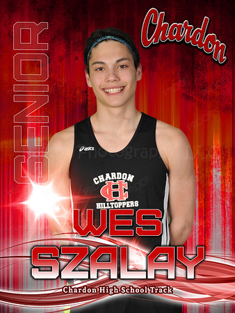 Wes Szalay CHS - Track