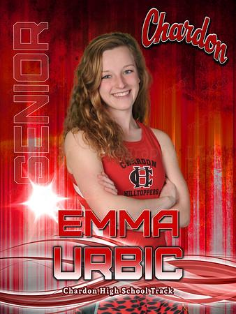 Emma Urbic CHS - Track