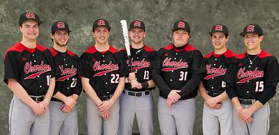 Baseball Seniors 2
