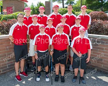 Golf Boys Team