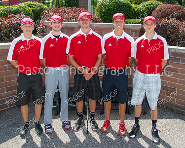 Golf Boys Seniors