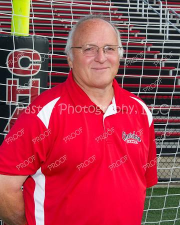 Soccer Girls JV Coach