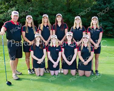 Golf Girls Varsity