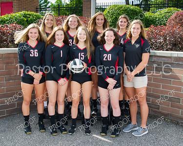 Volleyball Freshman Team