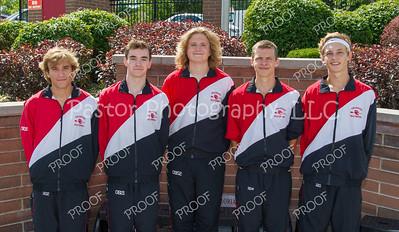 Cross Country Boys Seniors