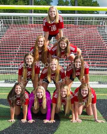 Soccer Girls Senior 1