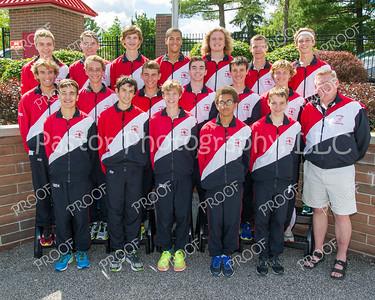 Cross Country Boys Team