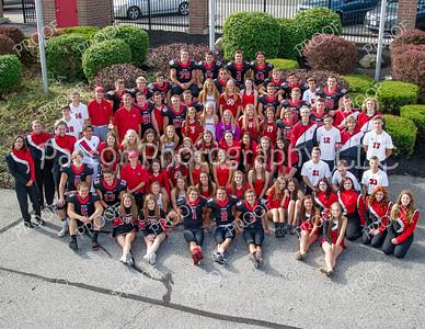 Fall Sports Band Seniors
