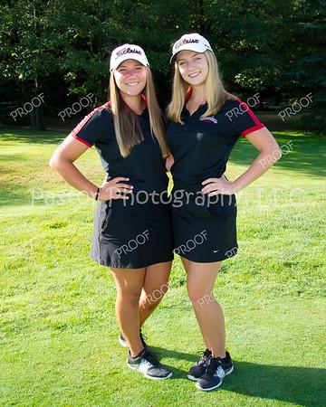 Golf Girls Seniors