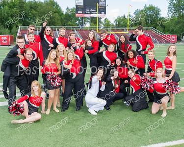 Marching Band - Seniors Fun