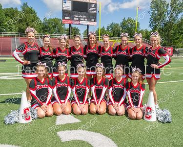 Cheerleader - Varsity