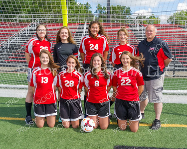 Soccer Girls - JV