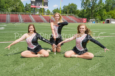 Marching Band - Majorettes