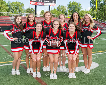 Cheerleader - Seniors