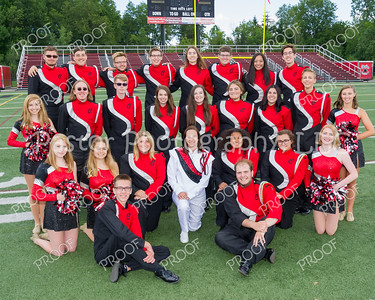 Marching Band - Seniors