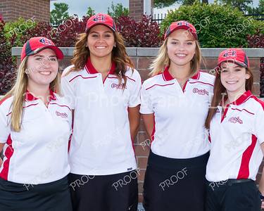 Golf - Girls Seniors