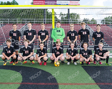 Soccer Boys - JV