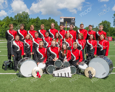Marching Band - Drum Line